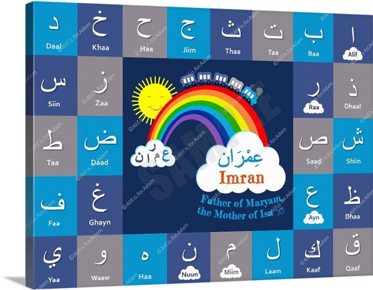 I Can Spell My Name - Cool Blue - Imran