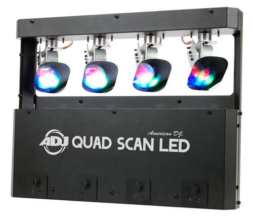 American DJ Quad Scan LED