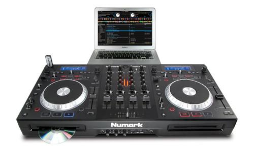 Numark Mixdeck Quad
