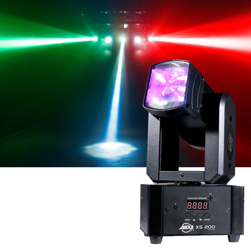 ADJ XS 200 AXIS LED Moving Head RGBW