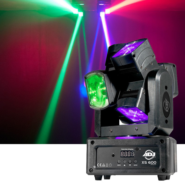 ADJ XS 600 AXIS LED Moving Head RGBW