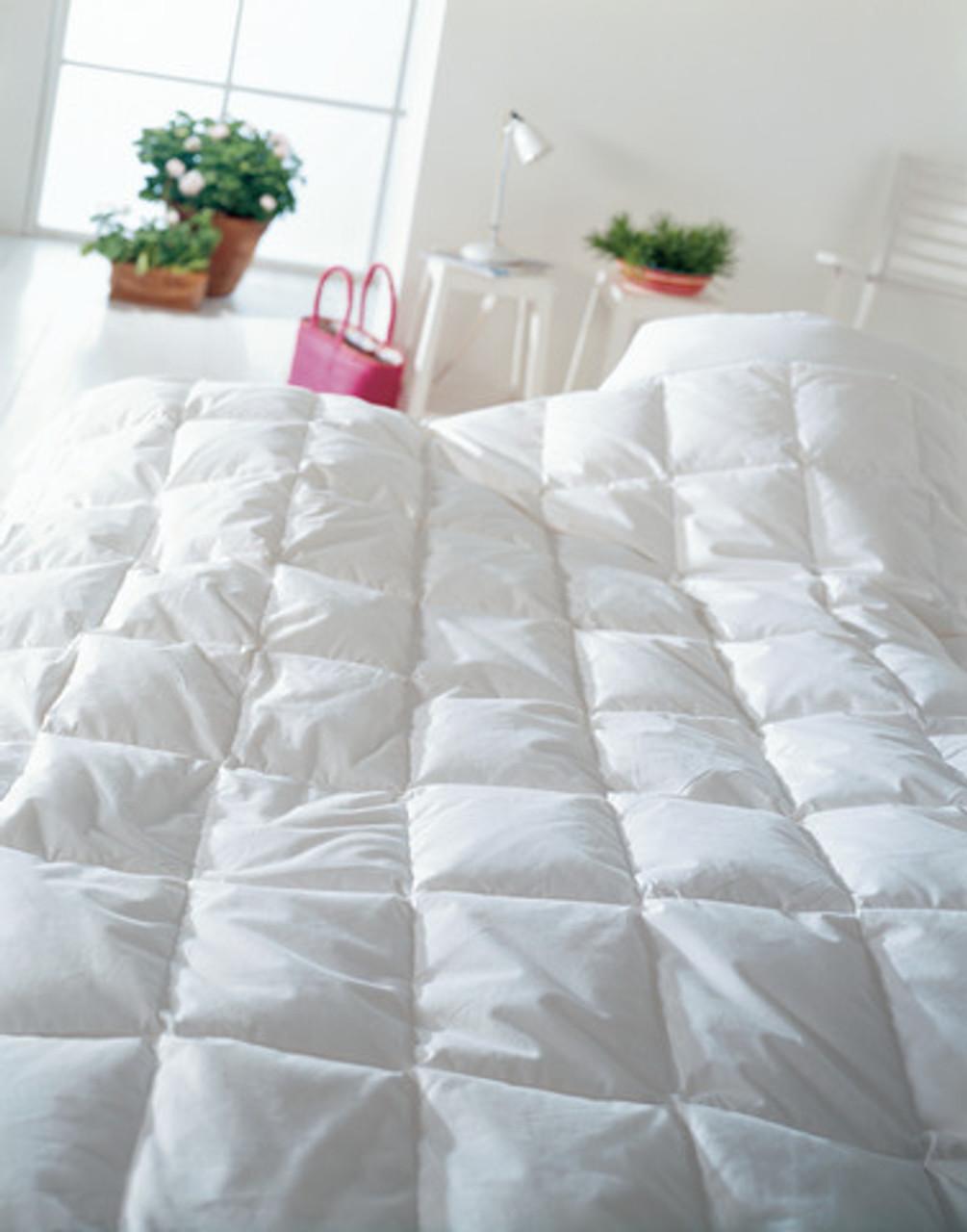 Goose Down Comforters All Season