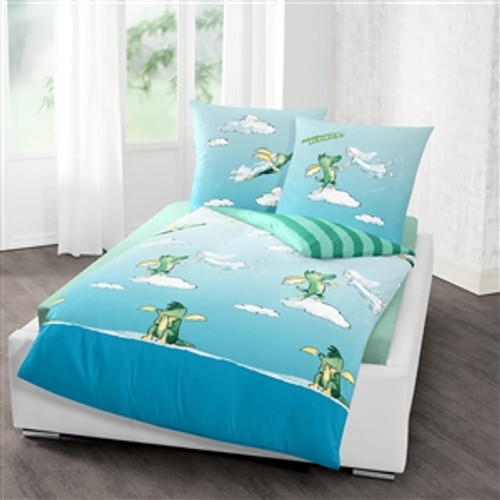 Duvet Cover Set DRAGON TABALUGA in blue