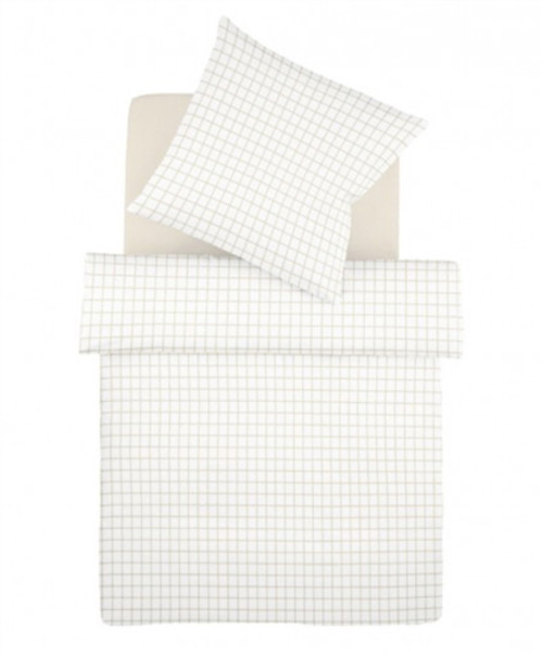 "Junior Duvet Cover & Pillow Case ""NOUGAT"""