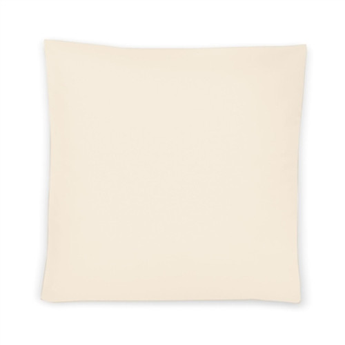 Single Pillow Case 31x31 inch PARIS in off white
