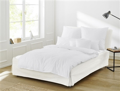 "Duvet Cover Set ""PARIS"" white"