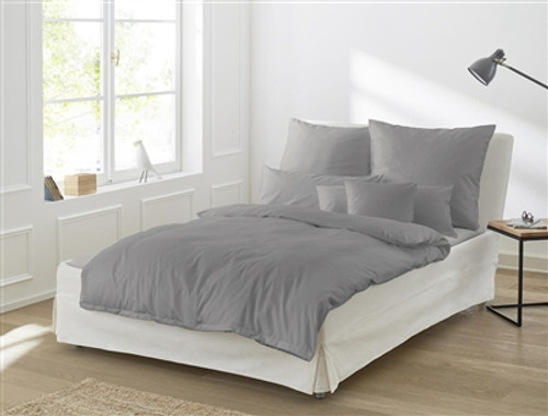 "Duvet Cover Set ""PARIS"" graphite *back in stock*"