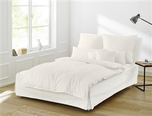 "Duvet Cover Set ""PARIS""  off-white / cream"