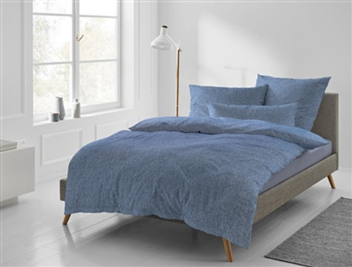 Duvet Cover Set CARLA *denim*