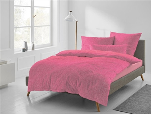Duvet Cover Set CARLA *red*