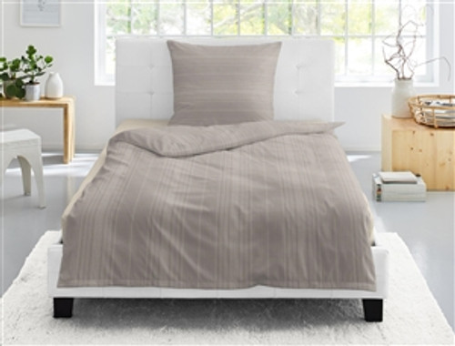 Duvet Cover Set VIOLA stone