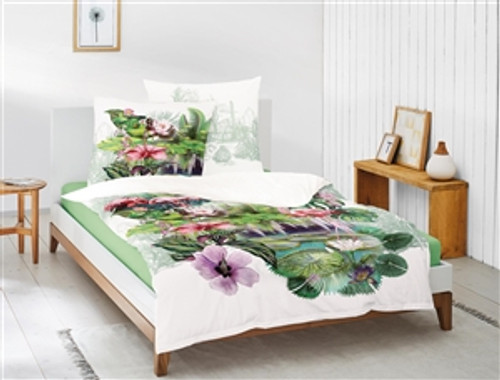 Duvet Cover Set TROPICAL *digital print*