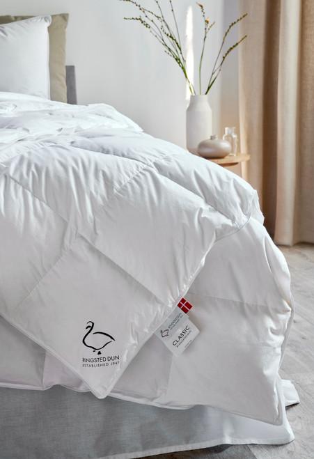 Scandinavian DUCK European / US Twin Down Comforter SUMMER
