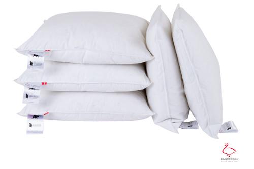 """Scandinavian Duck Down with Feather Pillow - Eurosize 31""""x31"""" (80x80cm)"""