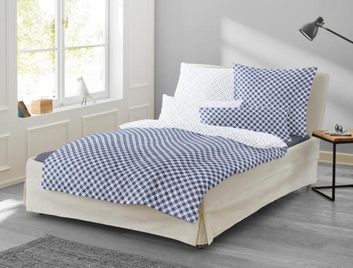 Duvet Cover Set BEA *navy / blue*