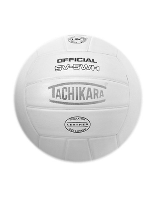 Tachikara SV-5WH Competition Volleyballs