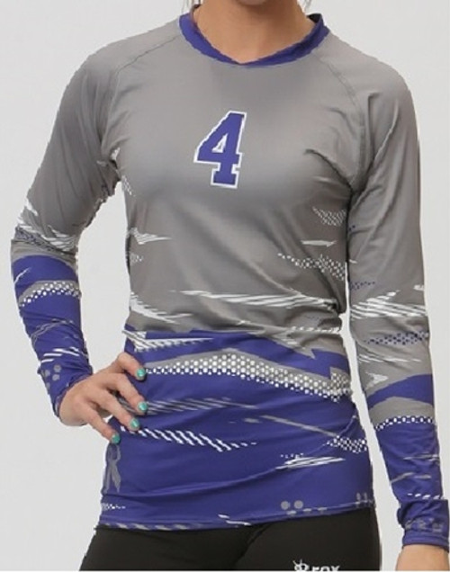 Rox Volleyball Roxamation Hologram Jersey