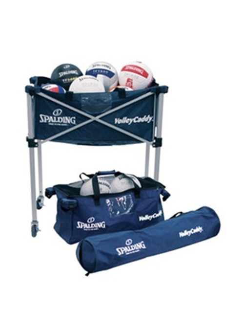 Spalding VolleyCaddy Navy 438-055