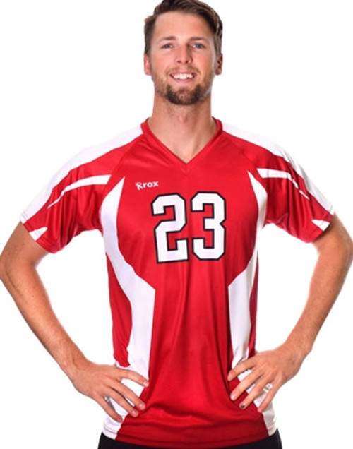 Rox Volleyball Roxamation Mens Absolute Jersey