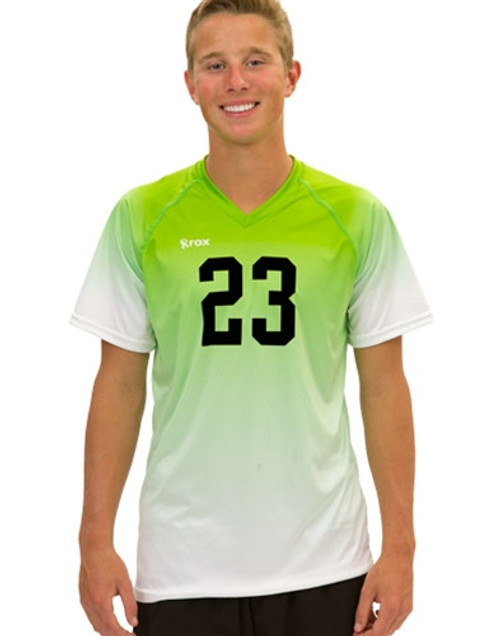 Rox Volleyball Roxamation Men's Fade Jersey