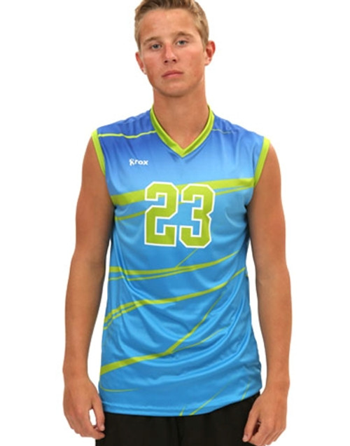 Rox Volleyball Roxamation Men's Shade Jersey