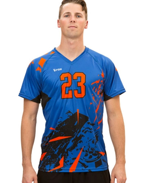 Rox Volleyball Roxamation Men's Shattered Jersey
