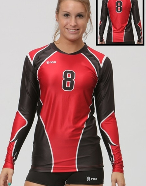 Rox Volleyball Roxamation Joust Jersey