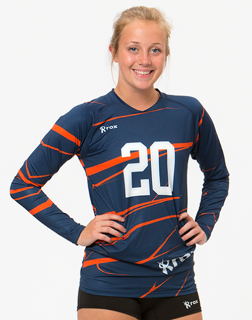 Rox Volleyball Roxamation Shade 2-Color Volleyball Jersey