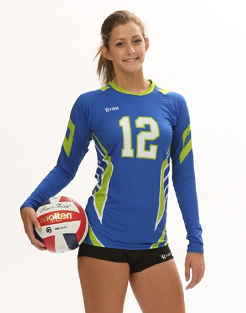 Rox Volleyball Roxamation Force Jersey