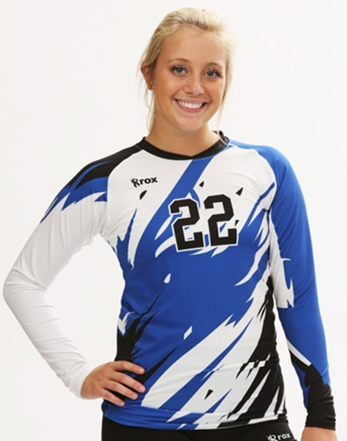 Rox Volleyball Roxamation Inferno Jersey