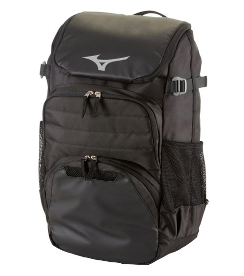 Mizuno Black Organizer OG5 Backpack 360279_9090