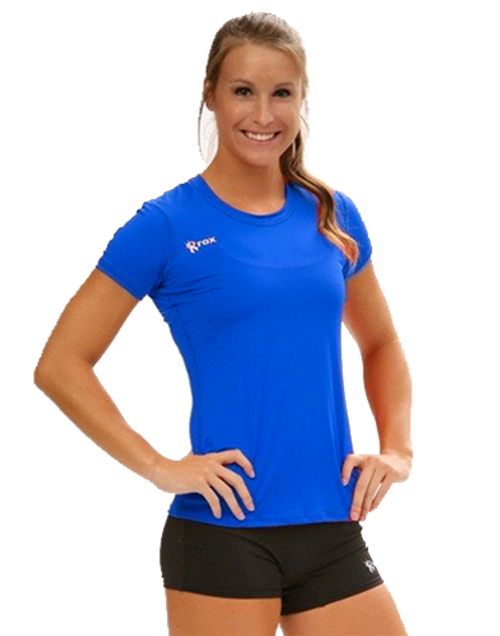 Rox Volleyball Voltaic Cap Sleeve Jersey, Rox Volleyball 1260, Rox Voltaic Cap Sleeve