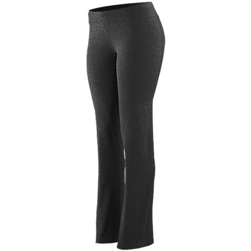Augusta Ladies Wide Waist Team Pant | Black (080)