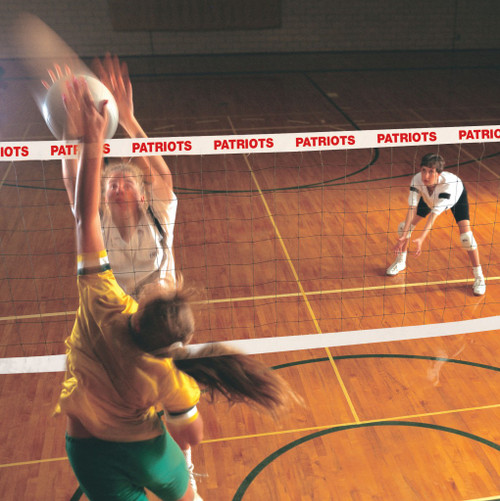 Bison VB1250SP Sport Pride Custom Volleyball Net Tape