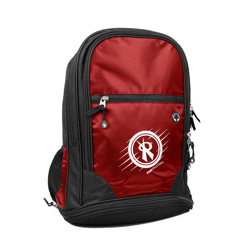 Rox Volleyball Advantage Backpack 2.0™, Rox Volleyball 3150, Volleyball Fiery Red Backpack, Volleyball Bag