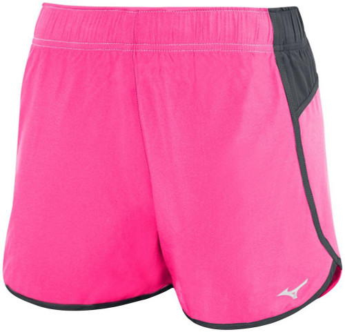 Mizuno Atlanta Cover Up Short SHOCKING PINK 440657_1M92