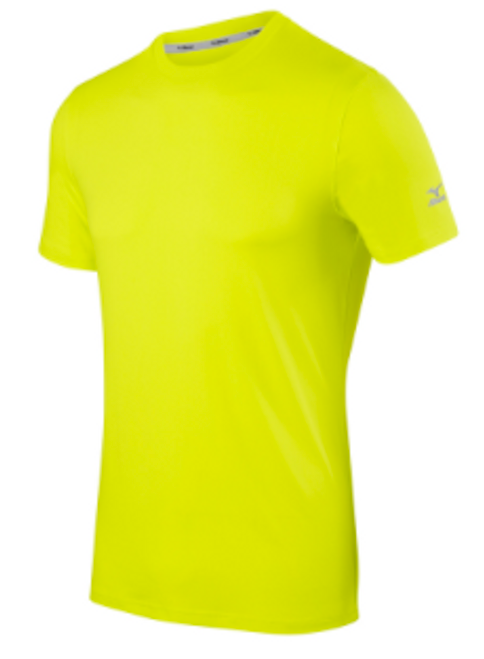 Lemon Mizuno Men's Attack Tee 2.0 440651