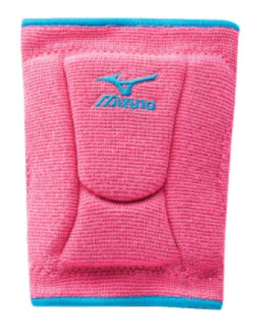 LR6 HIGHLIGHTER KNEEPAD Shocking Pink-Diva Blue