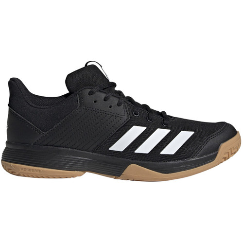 Adidas LIGRA 6 Women's Volleyball Shoe CORE BLACK/FTWR WHITE/GUM M1