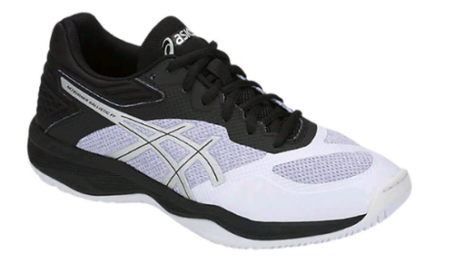 Asics (1052A002.100) Women's Netburner Ballistic FF MT Volleyball Shoe White
