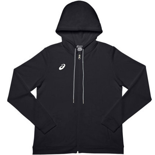 Asics (2032A543.90) Women's French Terry Hoody Black