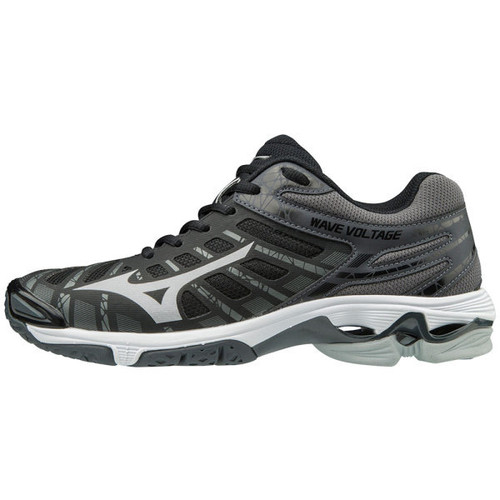 Mizuno 430269.9073 Women's Wave Voltage Volleyball Shoe Black White