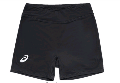Asics Girls Youth (2054A020) 4 Volleyball Fit Short Black