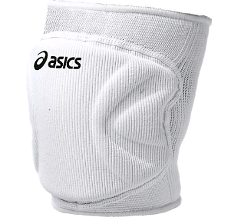 Asics (ZD0920.01) Rally VB Kneepad WHITE
