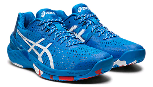 Asics (1052A032.400) Women's Sky Elite FF L.E ELECTRIC BLUE WHITE