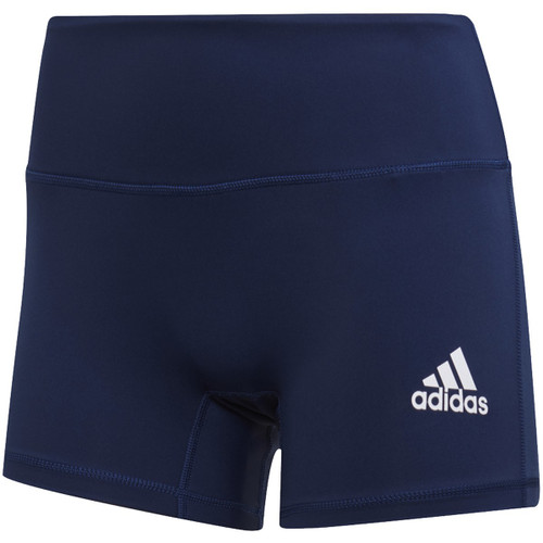 Adidas Womens 4in Short TEAM NAVY BLUE/WHITE FS3814