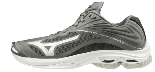 Mizuno 430283.9191 Women Wave Lightning Z6 Grey