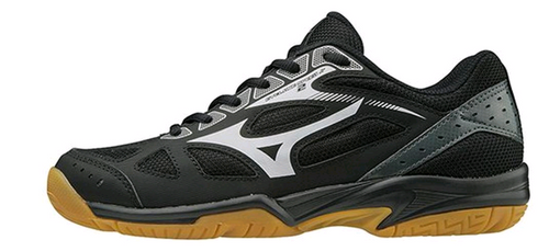 Mizuno 430271 Cyclone Speed 2 Junior BLACK SILVER 9073