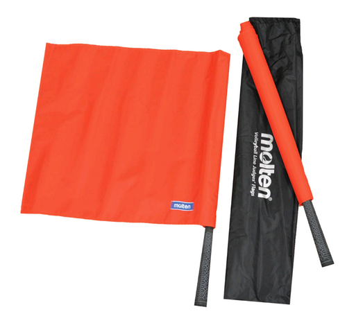 Molten Linesman Flags (2 Flags Include) (QV022-R)