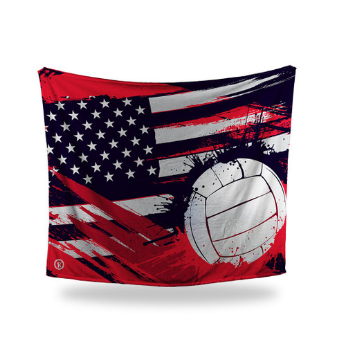Rox American Volleyball Blanket